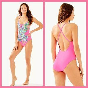 Lilly Pulitzer Azalea one piece swimsuit NWT